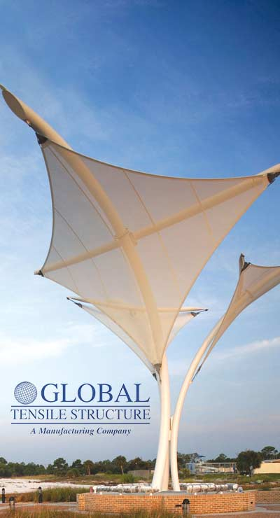 Global Tensile Structure