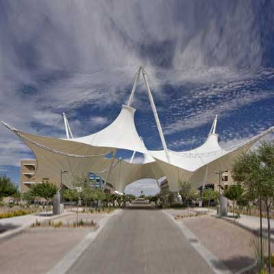 Facts About Fabric Tensile Structures