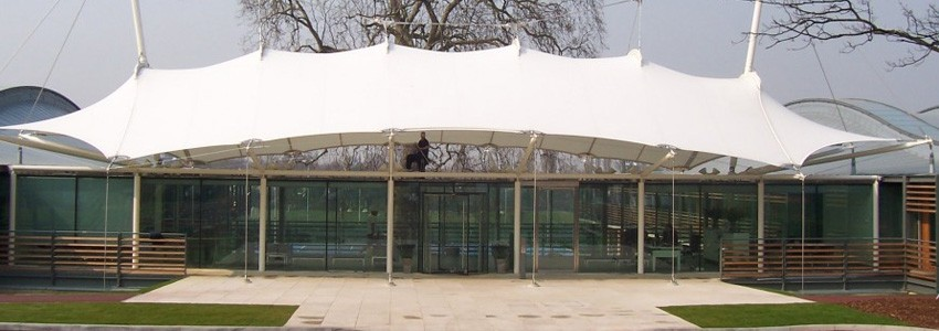 Tensile Structures for a smarter roof