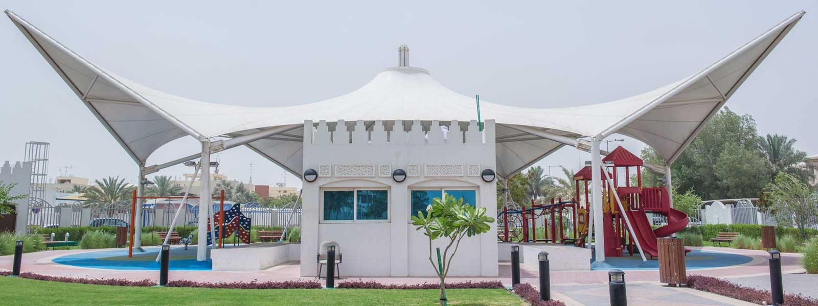Best Tensile Fabric Structures in Sikkim