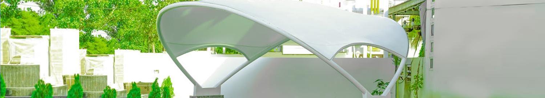 Tensile Fabric Structure Skylar