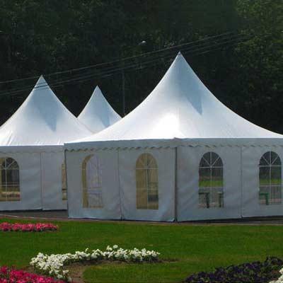 Tensile Pagoda Tent