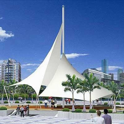 Tensile Architecture Structure Suppliers in Rajasthan