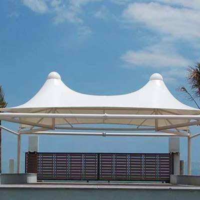 Tensile Cone Structure Suppliers in Rajasthan
