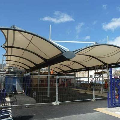 Tensile Entrance structure Manufacturers in Srinagar