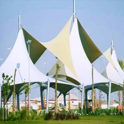 Tensile Light Weight Structure Manufacturers in Rajasthan