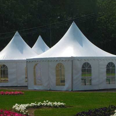 Tensile Pagoda Tent Suppliers in Chhattisgarh