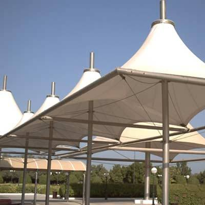 Tensile Structure Suppliers in Rajasthan