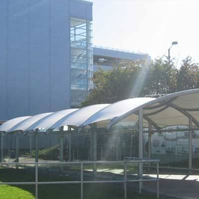 Tensile Walkway Structure Manufacturers in Delhi