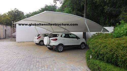 Four Wheeler Car Parking Shed Manufacturers in Sikkim