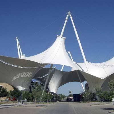 Tensile Architecture Structure Manufacturer in Delhi