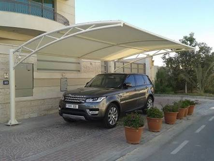 Tensile Car Parking Manufacturers in Panaji