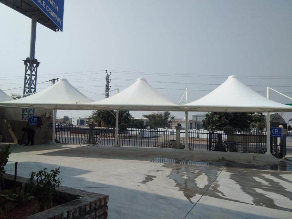 Tensile Cone Structure- 1 Manufacturers in Goa