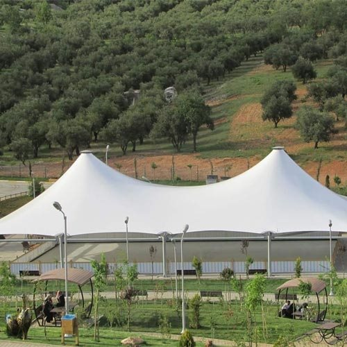 Tensile Cone Structure Manufacturers in Goa