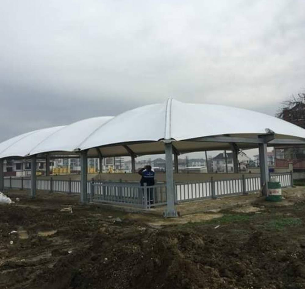 Tensile Dome Structure Manufacturers in Punjab