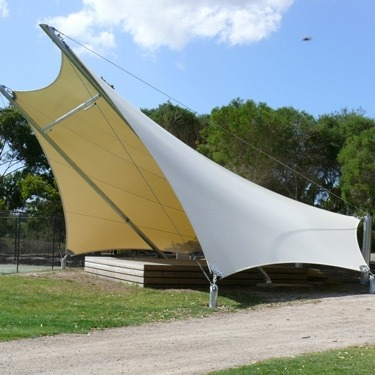 Tensile Fabric Structure - 2 Manufacturers in Goa