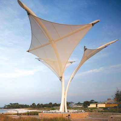 Tensile Fabric Structure Skylar Manufacturer in Delhi