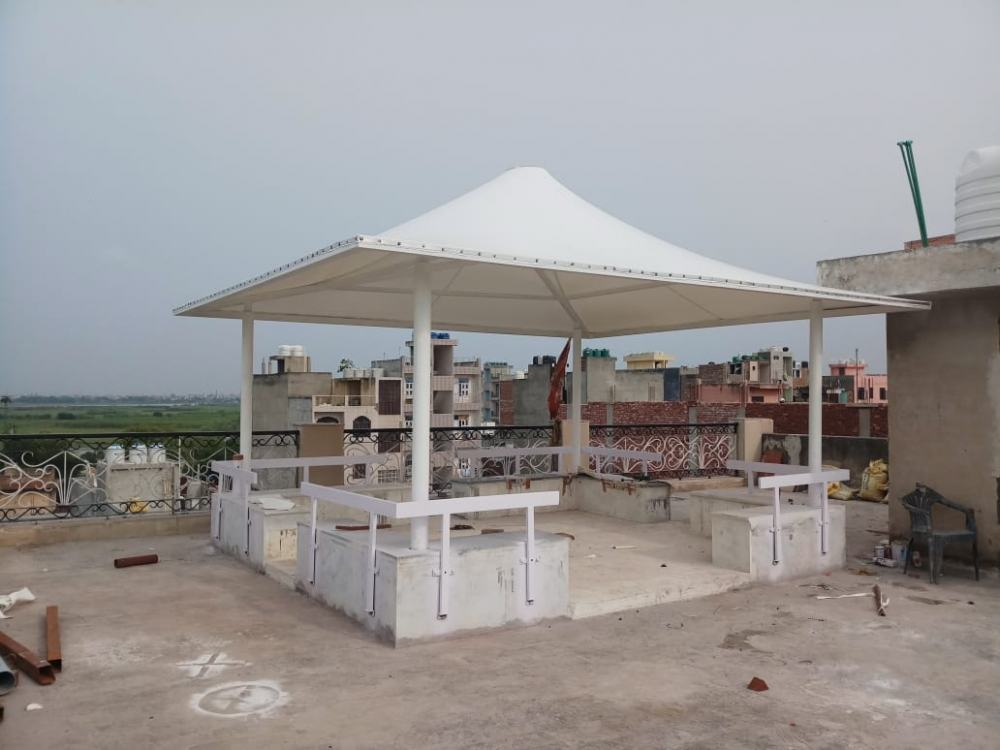Tensile Gazebo Structure- 1 Manufacturers in Goa