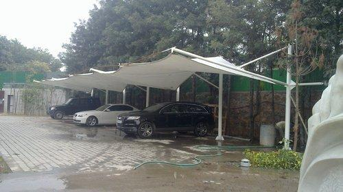 Tensile Parking Shade Manufacturers in Sikkim