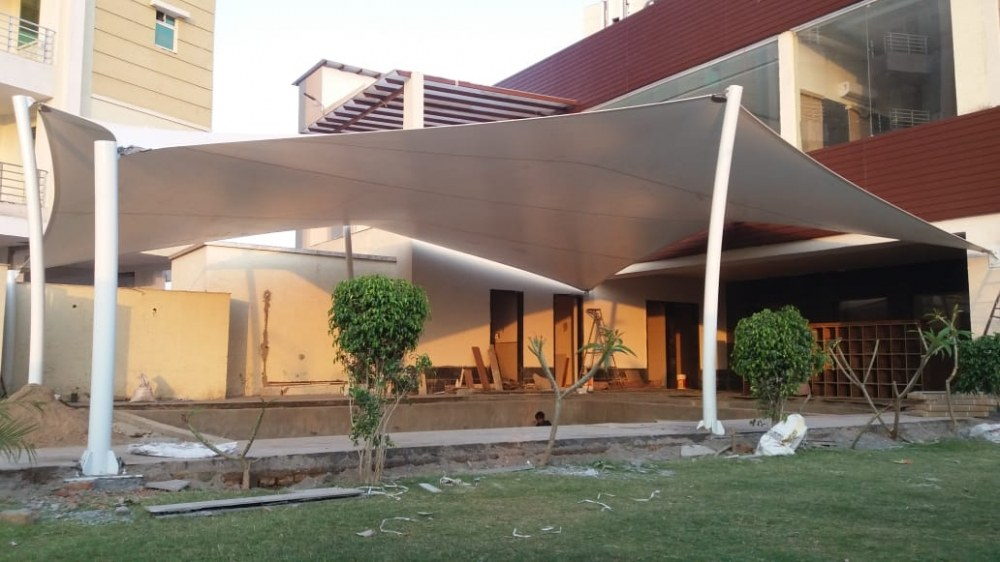 Tensile Skylight Structure Manufacturers in Indore