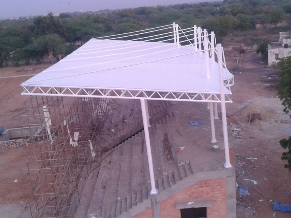 Tensile Stadium Manufacturers in Indore