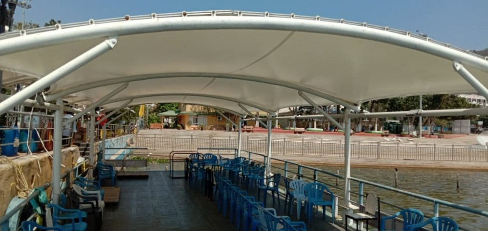 Tensile Structure Manufacturers in Delhi
