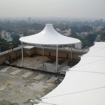 Tensile Walkway Structure Manufacturers in Haryana
