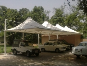 Car Parking Structure Manufacturer in Delhi