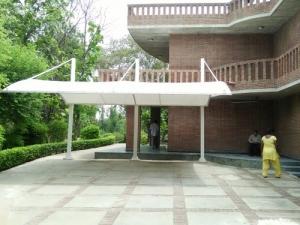 Tensile Car Parking Structure Manufacturer in Delhi