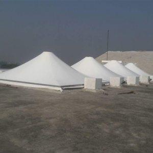 Tensile Cone Structure Manufacturer in Delhi