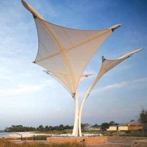 Tensile Fabric Structure Skylar Manufacturer in Delhi