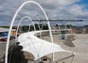 Tensile Walkway Structure Manufacturer in Delhi