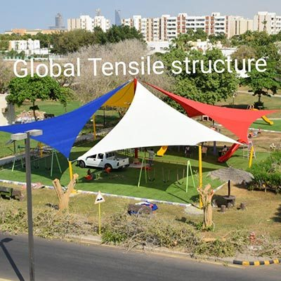 Tensile Light weight Structure