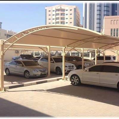 Tunnel tensile Car Parking