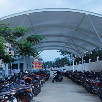 Parking Tensile  Structures