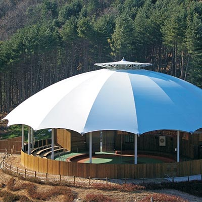 Dome tensile Structure