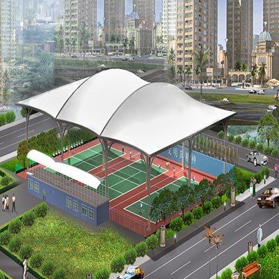 Tensile Stadium Structures